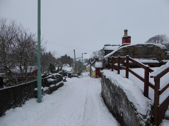 Ramsay Road, Leadhills