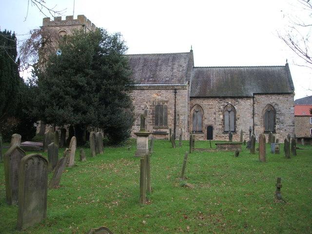 St Michael's Church, Heighington