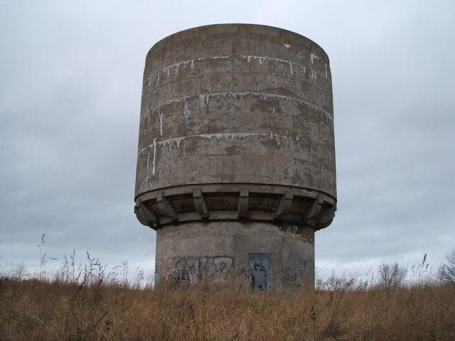School Aycliffe Water Tower