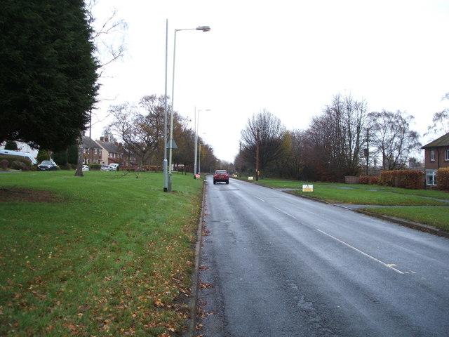 School Aycliffe Lane