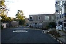 SE6250 : Front of Derwent College by DS Pugh