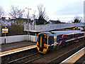 NT1383 : Inverkeithing railway station by Thomas Nugent