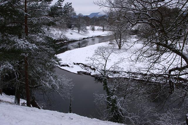 River Kent, Levens Park