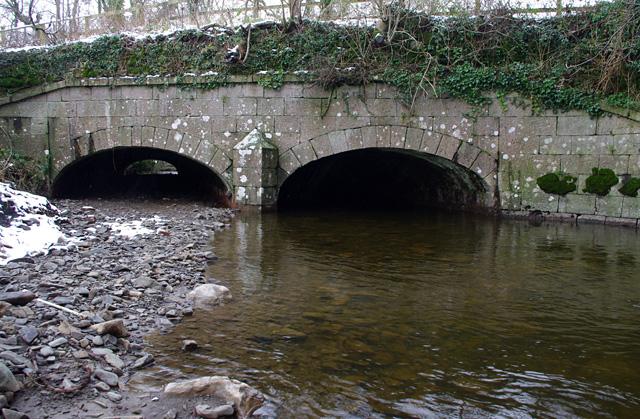 Crooklands Aqueduct, Lancaster Canal