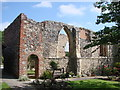 TG1709 : Bowthorpe St. Michael's ruined church and Memorial by Adrian S Pye