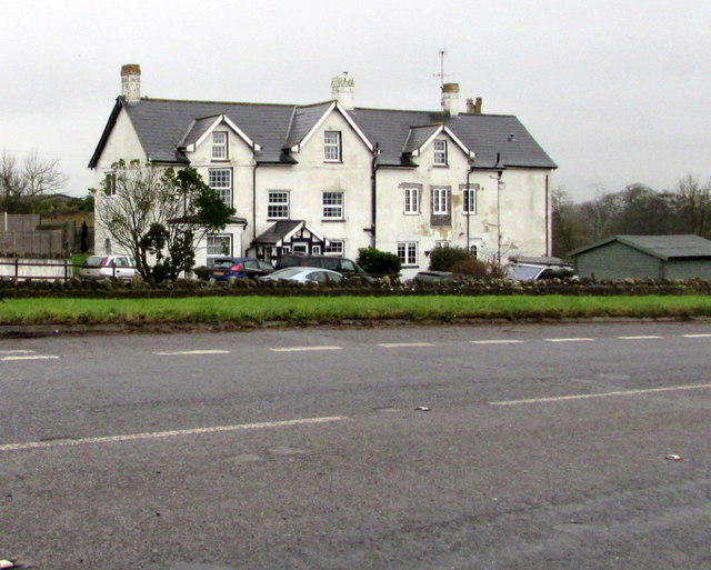 House formerly the Elms Inn, Stone, Gloucestershire