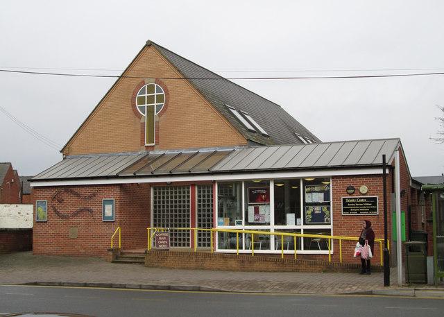 Kirkby-in-Ashfield - Trinity Centre
