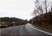SH7357 : The A5 heading West by Steve  Fareham