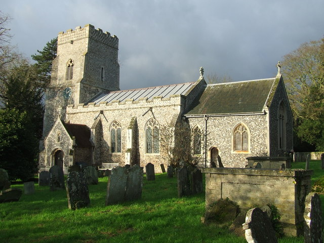 St Margaret Starston