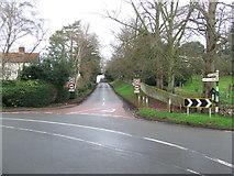 TM2384 : Church Hill by Keith Evans