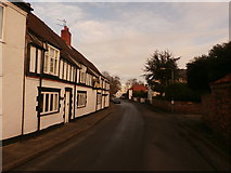 SK6994 : High Street in Misson by Jonathan Clitheroe