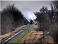 SD8110 : East Lancashire Railway at Pimhole by David Dixon