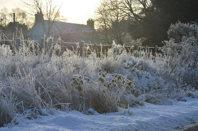 A Heavy Frost in Scotland