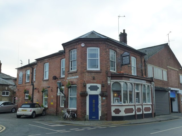 The Wisbech Arms - Public Houses, Inns and Taverns of Wisbech