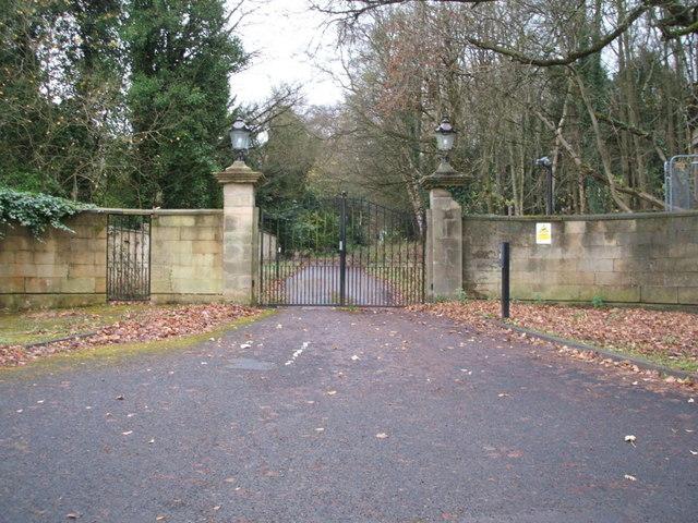Windlestone Hall