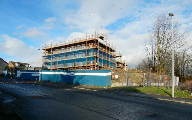 New development, John Street, Renton