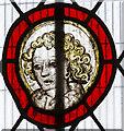 TF0267 : Medieval glass, All Saints' church, Branston by Julian P Guffogg