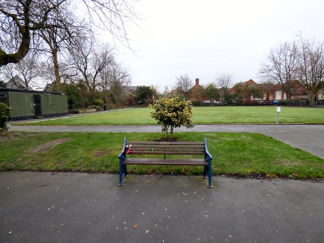 Ron Horsfield's bench
