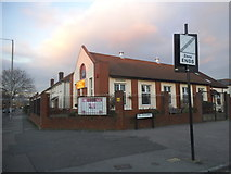 TQ3191 : The Pentecostal Church on Perth Road by David Howard