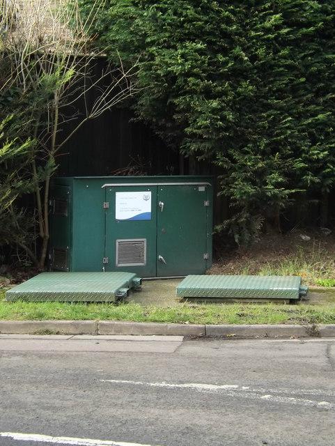Pumping Station on Cromer Hyde Lane