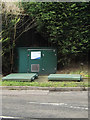TL2012 : Pumping Station on Cromer Hyde Lane by Geographer