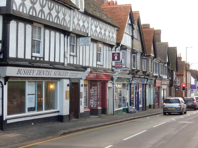 High Street, Bushey