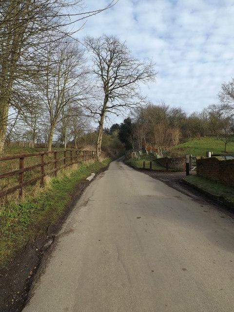 Waterend Lane, Waterend