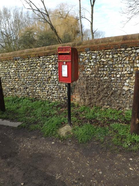 Waterend Lane Postbox