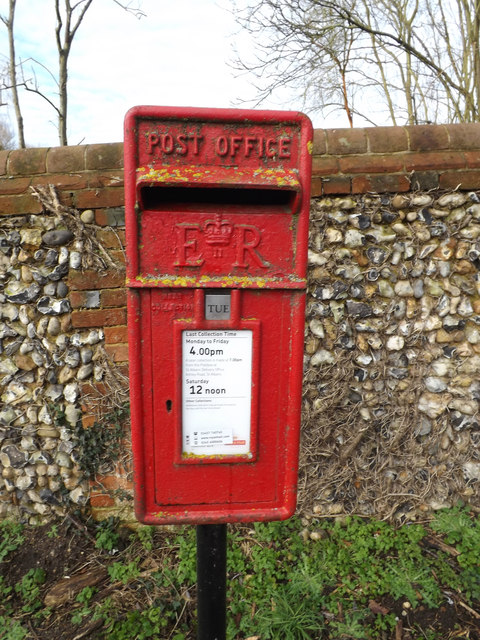 Waterend Lane Postbox