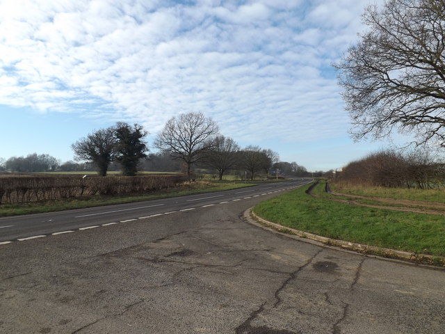 B653 Marford Road, Waterend