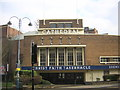 TQ4379 : Former cinema, Woolwich, now evangelical church by Christopher Hilton