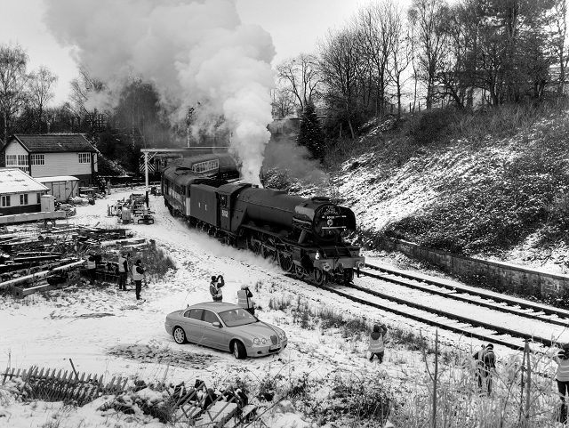 Scotsman in Steam, January 2016