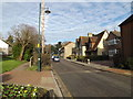 TL1714 : B651 Station Road, Wheathampstead by Adrian Cable