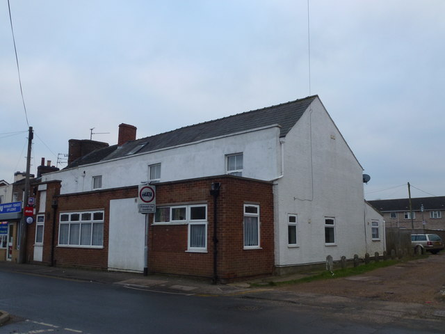 The Engineers Tavern - Public Houses, Inns and Taverns of Wisbech