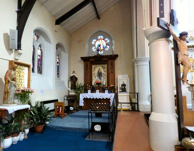 St Ann's: Lady Chapel