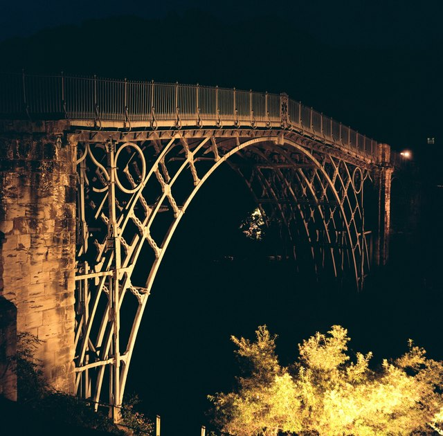 Abraham Darby's Iron Bridge