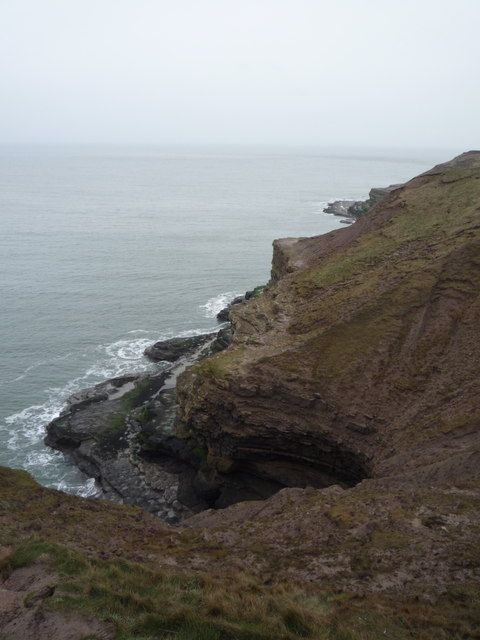 Spa Nab Hole, Carr Naze