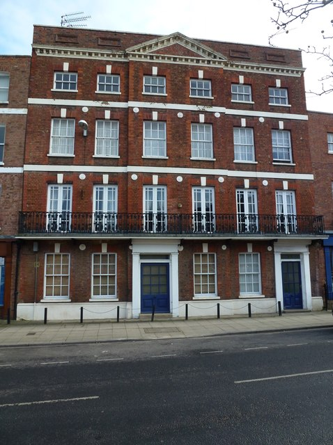 The former offices of Smedleys in Wisbech