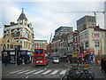 TQ4378 : Woolwich New Road, Woolwich town centre by Christopher Hilton