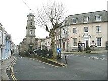 SW7834 : The Town Hall, Penrhyn by Humphrey Bolton