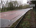 ST6895 : Woodford - please continue to drive slowly by Jaggery
