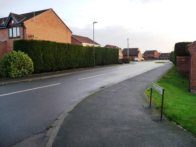 Tabard Road, Eggborough