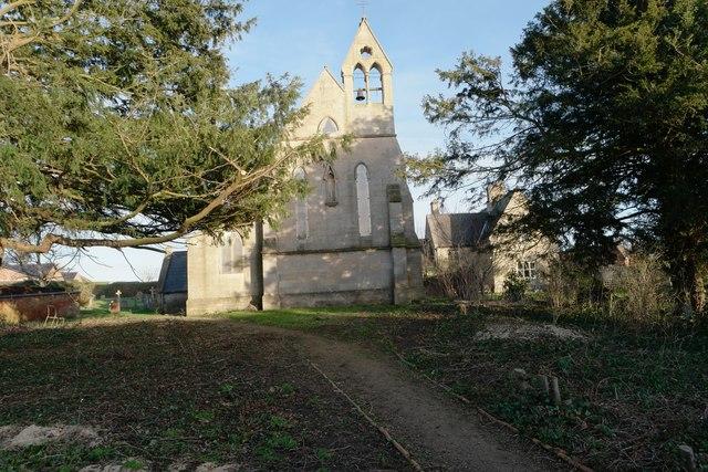 Former Roman Catholic church and seminary