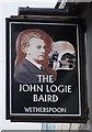 TQ8109 : The John Logie Baird by Ian S