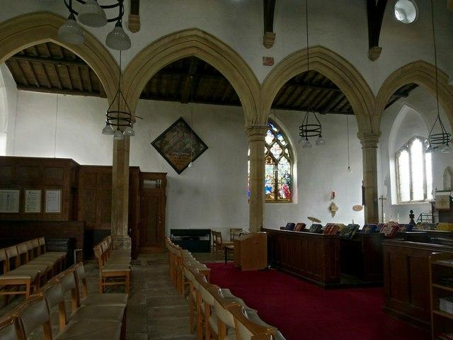 Church of St Mary, Greetham