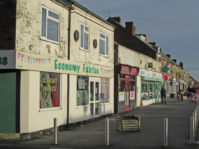 Holmewood - Economy Fabrics on Heath Road