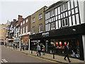 TQ1769 : Thames Street, Kingston by Hugh Venables