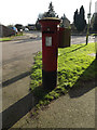 TL1513 : Meadway Postbox by Adrian Cable