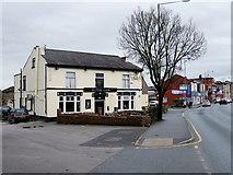 SD7807 : Radcliffe, Royal Oak by David Dixon