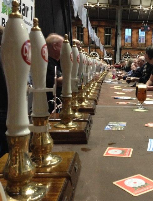 Manchester Beer & Cider Festival 2016